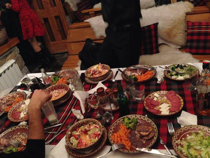 Bulgarian Food
