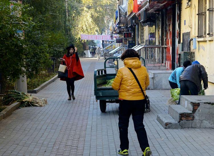 Harbin China Chinese EyeEm Gallery Streetphotography Street Photography EyeEmRussianTeam Traveling City China Streets Everyday Lives EyeEm Best Shots Walking Around Eyeemphotography EyeEmbestshots EyeEm