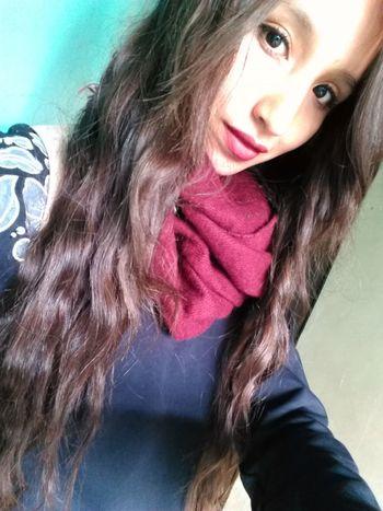 Lluvia <3 Frio ⛄❄ Relaxing Followme Selfie ✌ Hi! Guinda Lips Goodnight