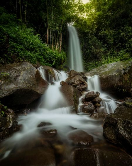 Fresh Water Waterfall Long Exposure Motion Flowing Water Water Beauty In Nature No People Running Water Outdoors River