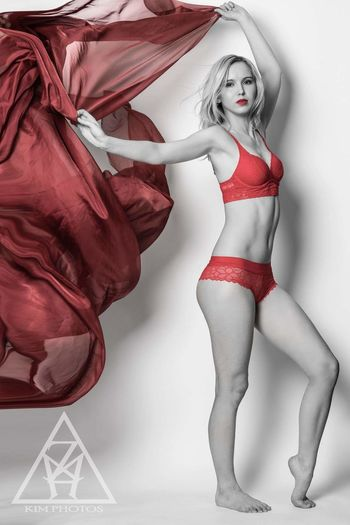 Kimphotos Red Cloth Series Vogue Magazine NYC Photography Victoria's Secret Model Popular Photos Aurora Artz Lingerie Model EyeEm Best Shots Enjoying Life EyeEm Best Edits Newyorkcity Fashion&love&beauty Lingerie Shoot