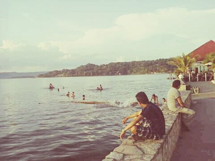 Knowing The Island Of Flowers ....♡♡♥♥ peten* _Guatemala 2015 Sunsent ....:) ;) *¤^)/