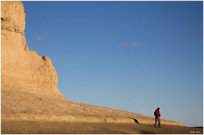 Argentina Geography Landscape Nature Patagonia Puerto Piramides Shadows & Lights Sunset