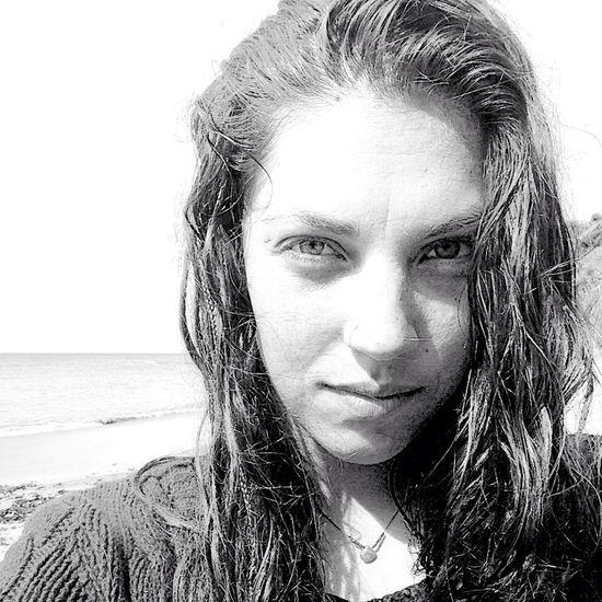 Selfie That's Me Selfportrait Black And White Blackandwhite Monochrome Hi! Hello World