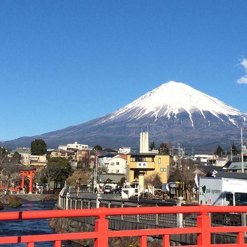 富士山 Enjoying Life