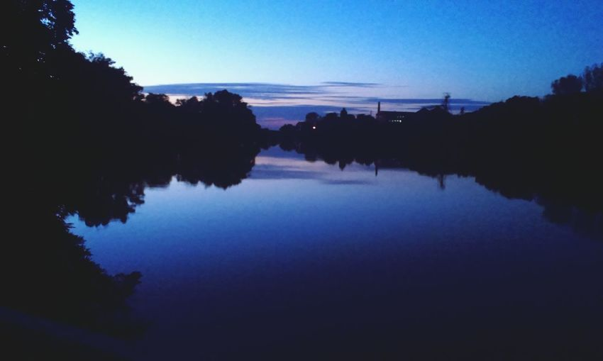 Nature Sky Evening Sky