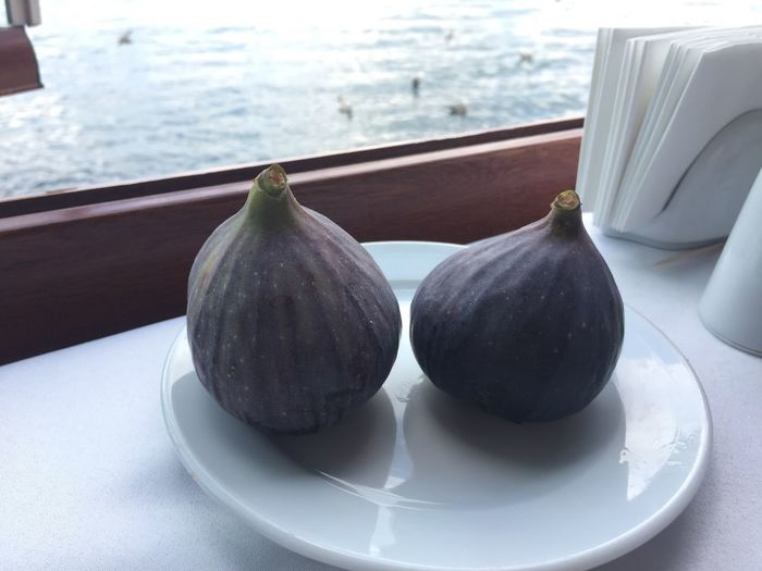 Figs beside the