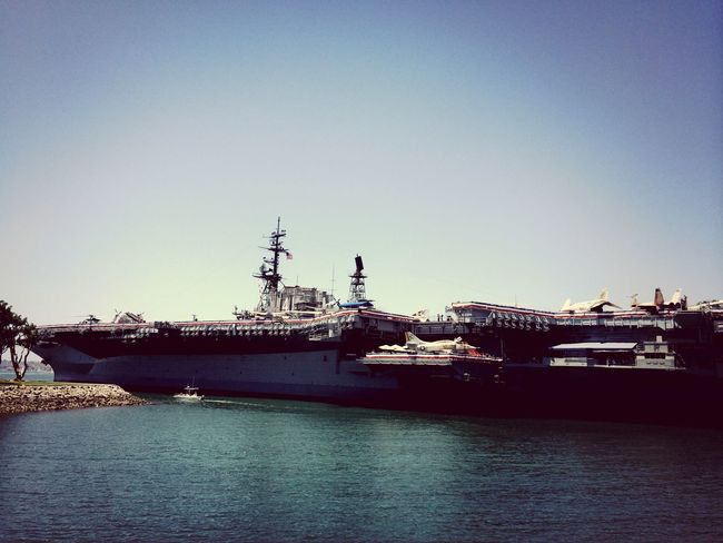 Air Force Navy U.S. Navy San Diego USS Midway Carrier