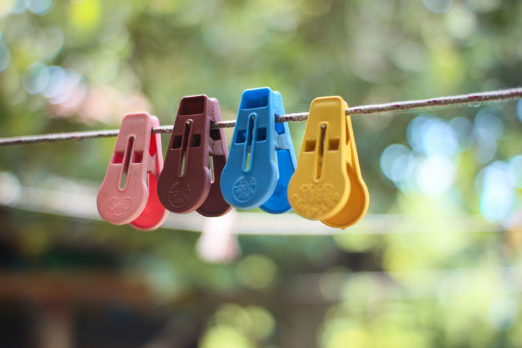 Hanging Clothespin Clothesline Plastic Close-up Laundry Pair RainDrop Footwear Laundry Basket Dryer  Utility Room Things That Go Together Cloth Rainy Season Washing Machine Laundromat Monsoon Shoe Shoelace Drying Clothes String
