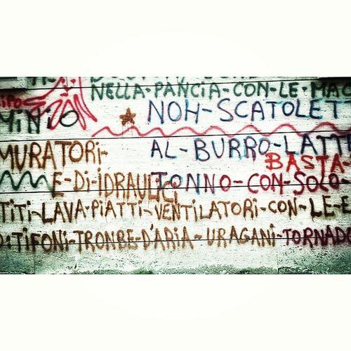 Pensieri & Parole Igersitaliani Igersitalia igersemiliaromagna igersreggioemilia thewall muro