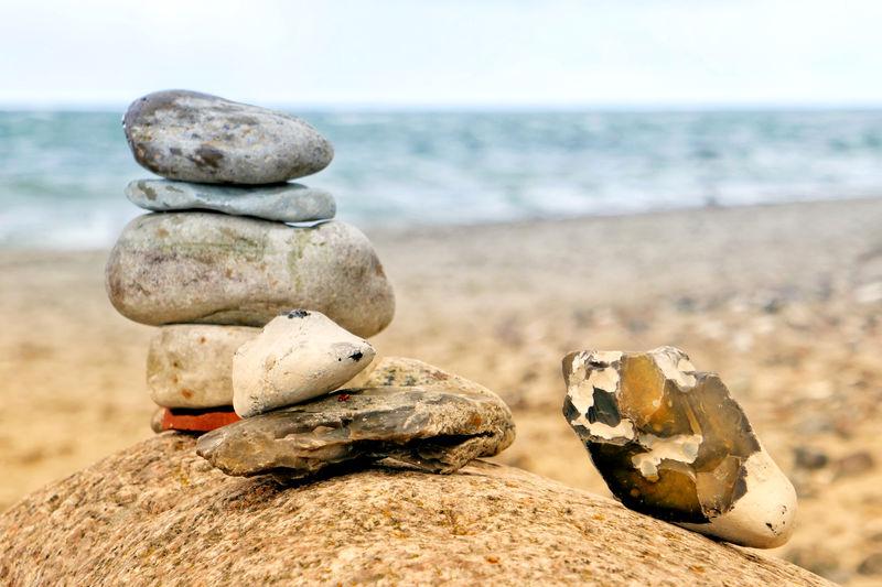 Beach Scene A
