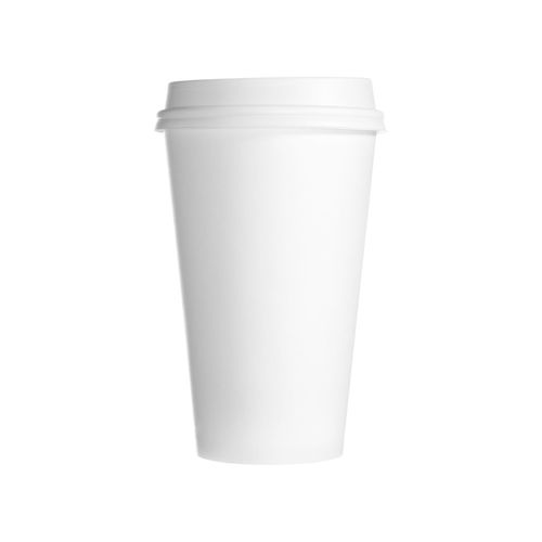 Close-up of drink in white background