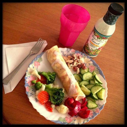 Dobré ranko ?? Breakfast Protein Low Carb Diet & Fitness