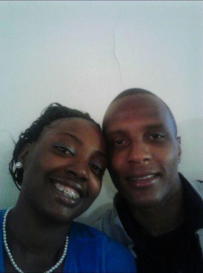 Me And My Bae At Church