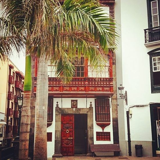 Laislabonita LaPalma Islabonita SPAIN Tropical Paradise Old House Architecture Historical Building EyeEmBestPics Streetphoto