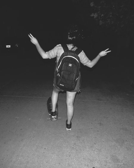 Nightride Longboard Summer Coolkids Taking Photos Photography