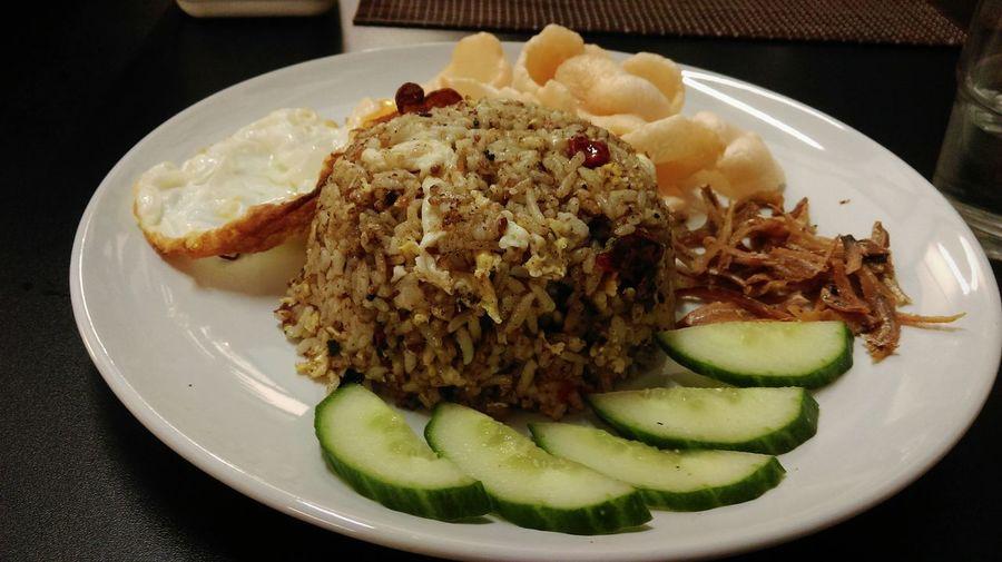 Food Photography Asian Food Malaysianfood Nomnomnom Friedrice HTC_photography Idontlikethecucumbers Everythingelseisyummy