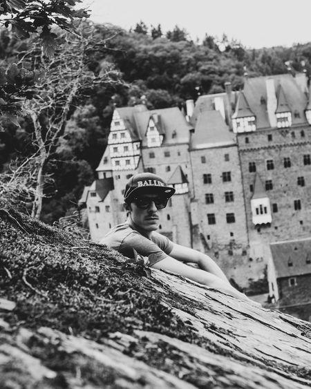 Burg Eltz Child
