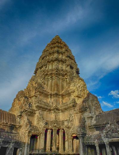 Angkor Wat Siem Reap Cambodia Temple