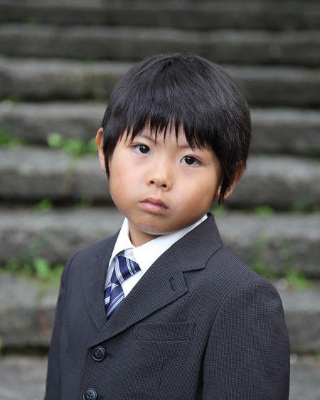 Child 写真 日本人 Photo Kids 子供 うつし屋 桜 Celebrationchild Celebrationchild 記念 七五三 Japanese  男の子 Boy スーツ