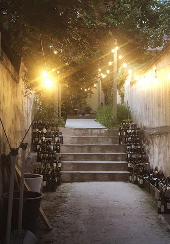 Moon Rooftop Terrace Star Wine Winehouse
