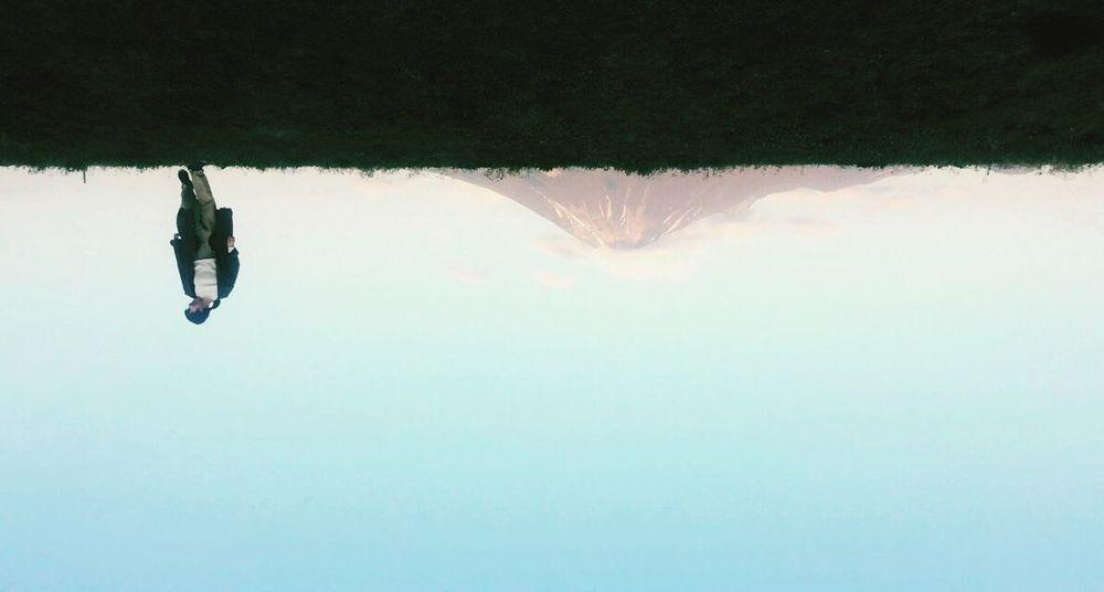 逆さにしたとて見事バランス。inversion ,but brilliant balance! Mt.Daisen San-in Japan Photography Japan Photos Japan Tottori Mountain Landscape Nature