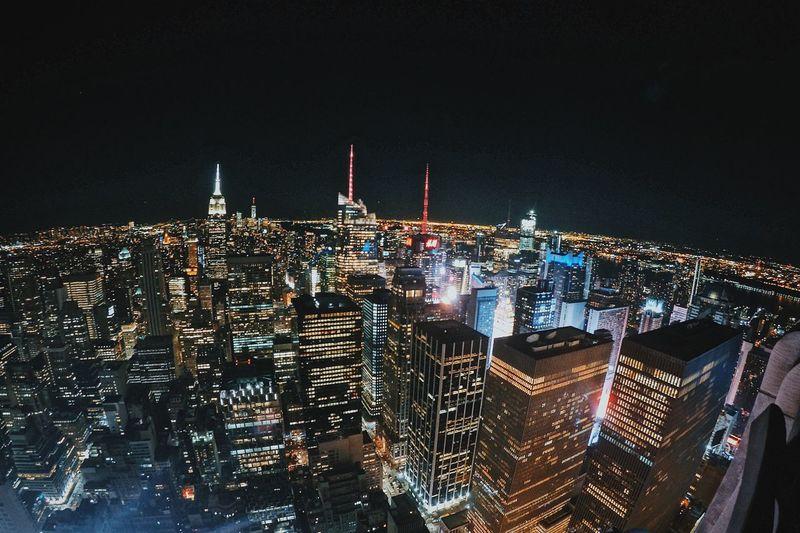 In New York,