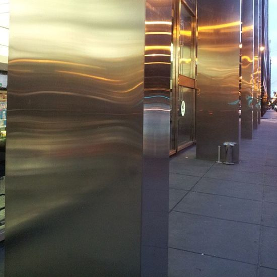 The answer to the morning Mysteryphoto at Monroe and Dearborn...above ground