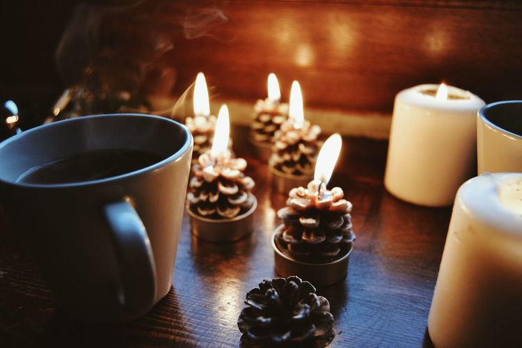 Coffee Time Tea Time Coffee Cups Love ızmir Türkiye Coffee ☕ Candles Candle Photography Light Showcase: January