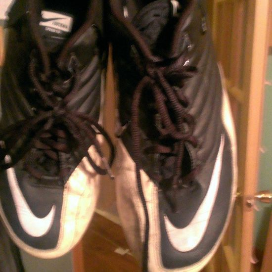 Can't wait to do work with them Nike zoom Vroom vroom TDS all day