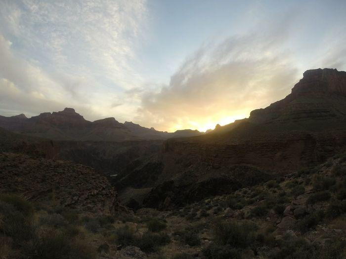 Skyswirl Naturescolors Hikingbeauty Landscape Sunrise