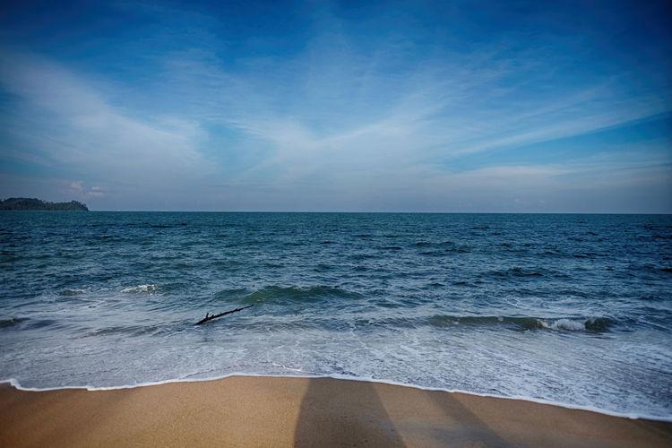 Beach Beach Photography Beachphotography Cherating Cheratingbeach Clouds And Sky Holiday Pahang Pantai Sea Sky