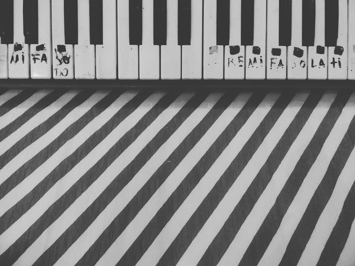 Synthesizer from above