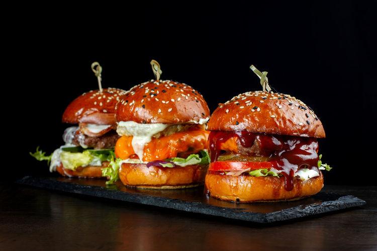 Set burgers