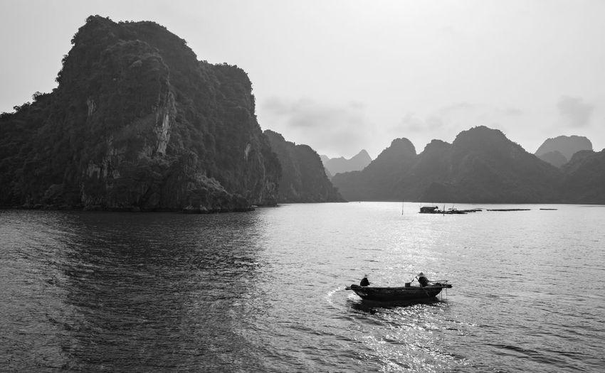 Photo taken in Cam Pha Mines, Vietnam