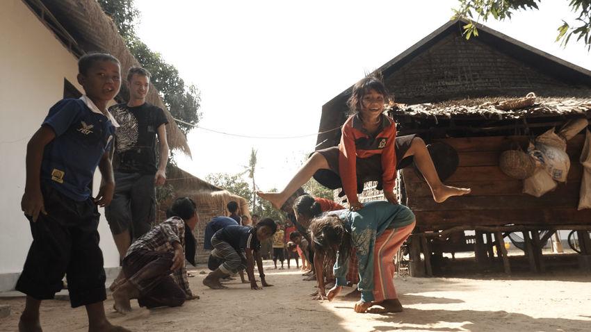 lyli school cambodia Cambodian Children Children Children Playing Children Playing In School School Volunteering