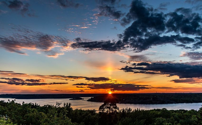 Sweden Sky
