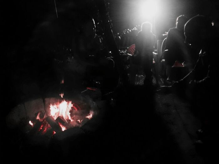 Fire Gardengrill Grill Kecskemét Friends Minimal Black And White Blackandwhite Photography Meeting Friends