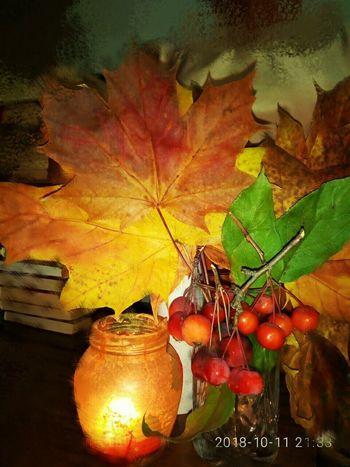 Осенний очерк..