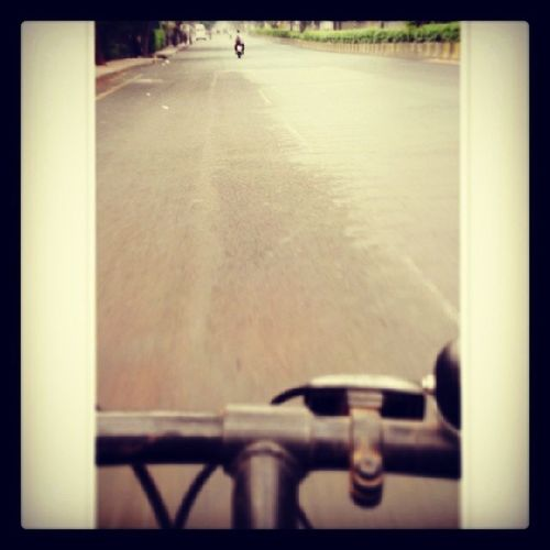 Restarted Cycling Punemornings