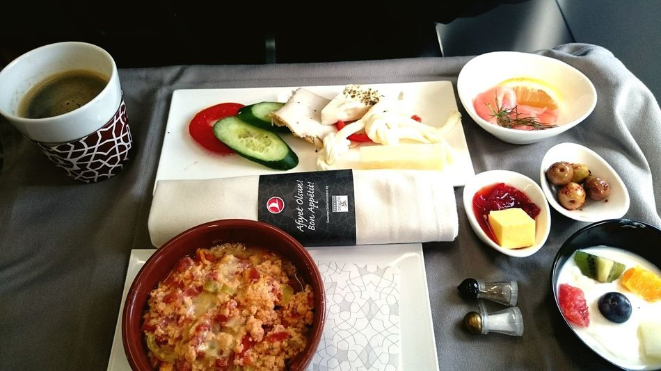 Travel On Business Sky_collection ON AIR Airplane Meals AirplaneFood