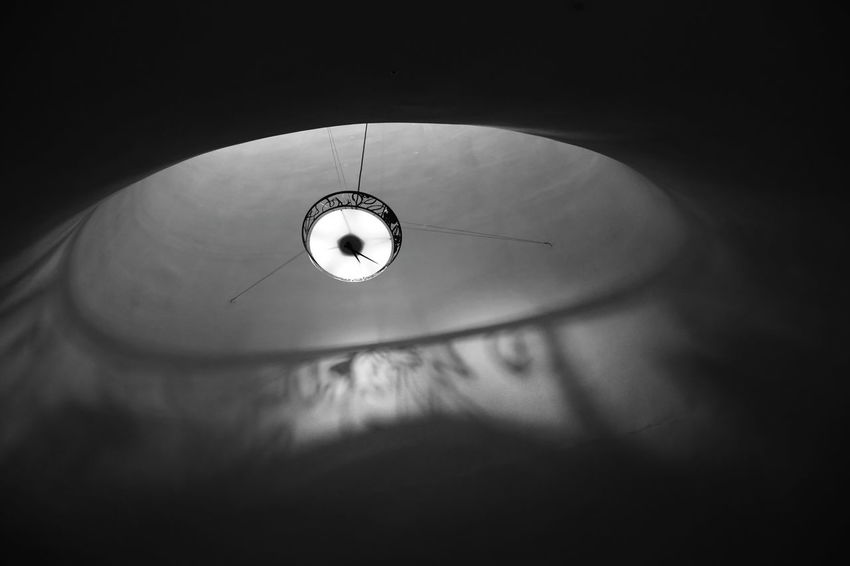 Clock EyeIlluminated EyeEm Best Shots Indoors  My Eye My View Shootermag Eye4photography  Indoors  Monochrome Black And White Light And Shadow 台中歌劇院 Taiwan