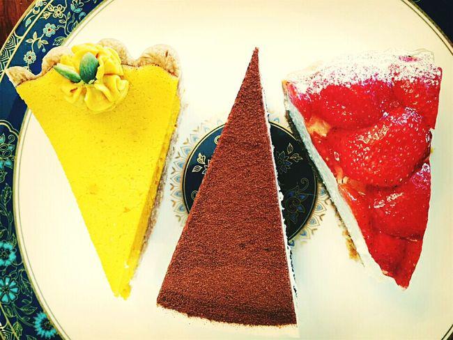 테라 케이크 Cake Cake♥ Dessert Strawberry Tiramisu Sweet Pumpkin
