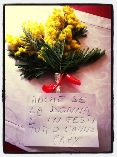 Grazie, Papy!