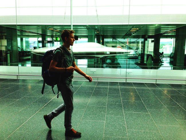 Airport IPhoneography EyeEm Best Shots Street Photography At The Airport Eye4photography  People Watching Street