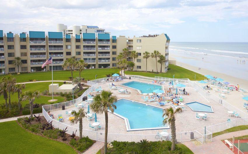 Atlantic Ocean Florida Beachfront Florida Pool New Smyrna Beach Summer By The Pool Summertime Florida Pool Summer By The Beach