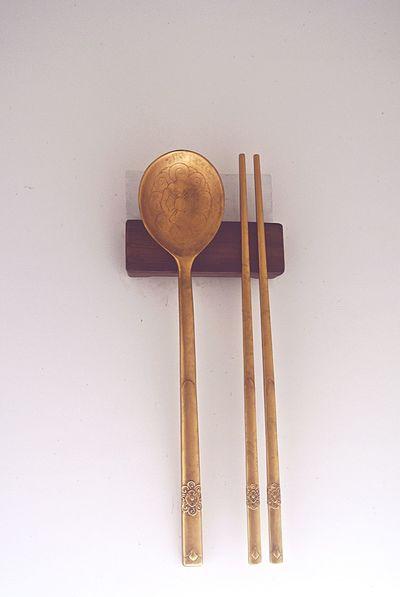 Expo 2015  Korea Pavilion Chopsticks Spoon Milano Minimalism Semplicity Nikon
