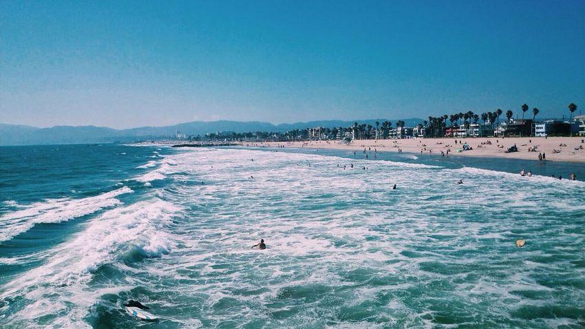 Venice Beach, California. Venice Beach California California Love Ocean Beach Swimming Surfing Waves USA Usa Trip Travel Feelgood Goodvibes