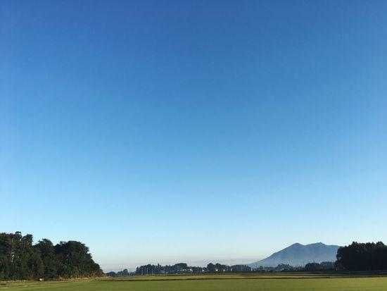 Good Morning Tsukuba . Mt.Tsukuba