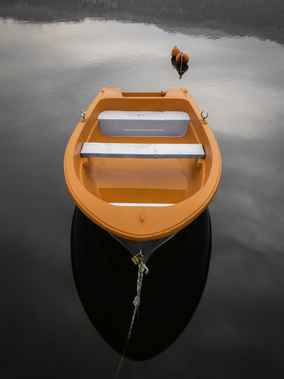 1+1=1 https://www.youtube.com/watch?v=Qtb11P1FWnc 1+1=1 Boat Cloudy Lake Moored Nautical Vessel Nobody Outdoors Playing With Thoughts Reflection Spring Tranquil Scene Tranquility Transportation Water Colour Of Life